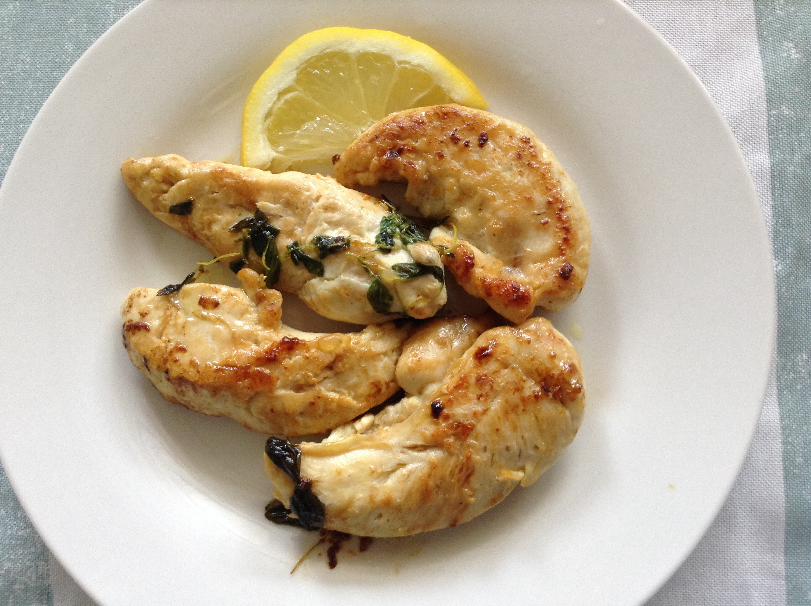Food prep: 3 recipes for delicious chicken fillets