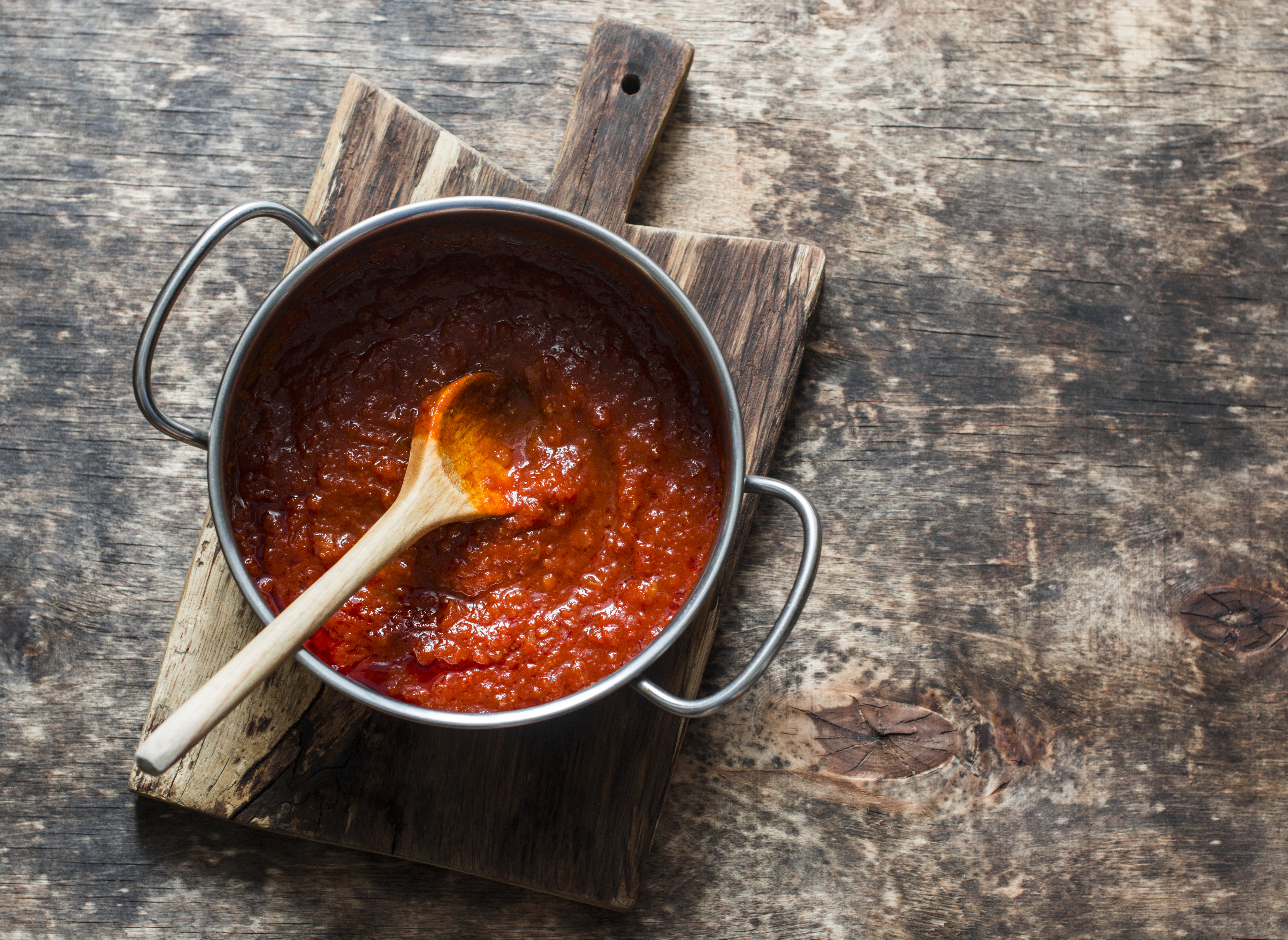 How to make Italian tomatoes sauce