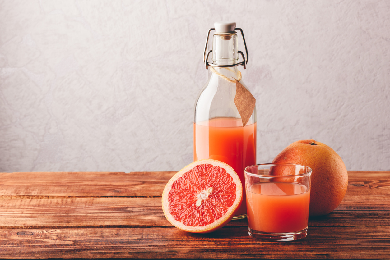 My favourite Vitamin C rich juice