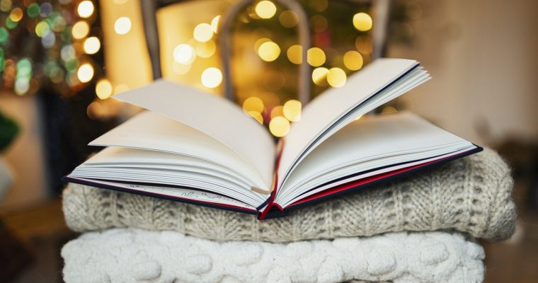 Three healthy books choices for your Christmas