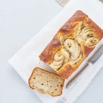 Low sugar banana loaf bread